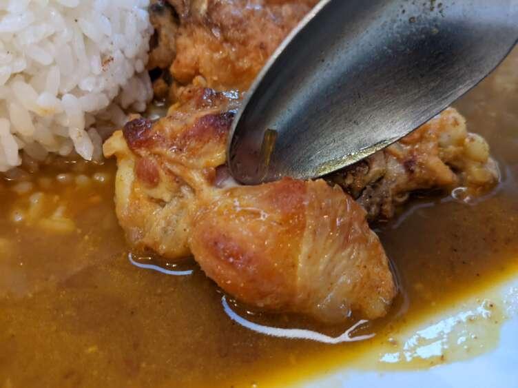 かえる食堂の手羽チキン