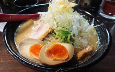 食べログ評価★3.7以上!池袋の究極コッテリ味噌豚骨ラーメン『麺処 花田』レポ