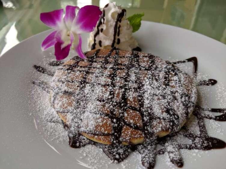 hula-hanaのパンケーキ