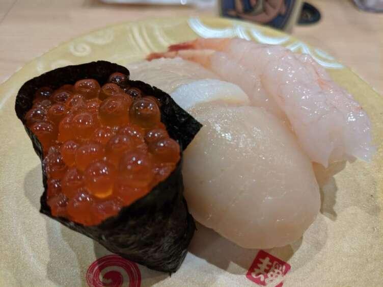 北海道三種盛