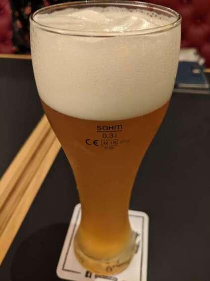 エルディンガーのビール