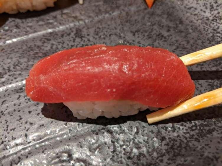 本マグロの寿司