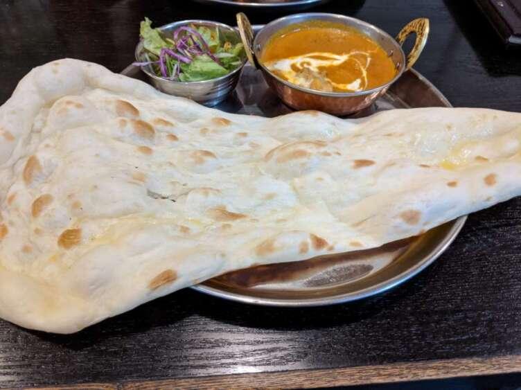 インドチキンカレー