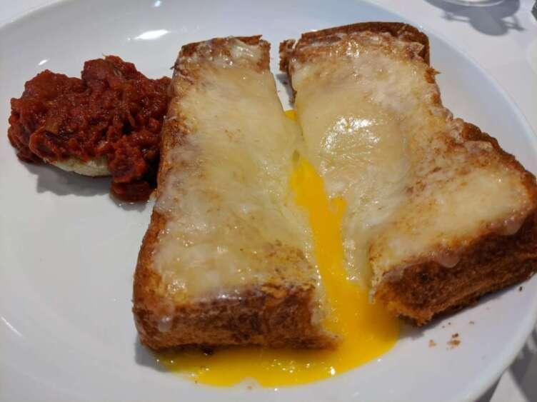 egg東京のロスコ