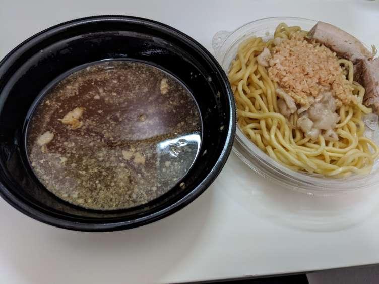宅二郎の麺とスープ